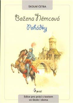 Obálka titulu Pohádky - B. Němcová