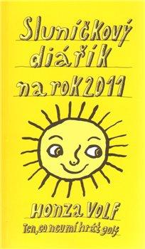 Obálka titulu Sluníčkový diářík na rok 2011