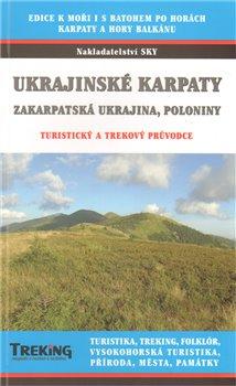 Obálka titulu Ukrajinské Karpaty - Zakarpatská Ukrajina, Poloniny