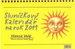 Obálka titulu Sluníčkový kalendář 2011 /stolní/