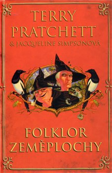 Obálka titulu Folklor Zeměplochy
