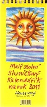 Obálka titulu Malý stolní sluníčkový kalendářík na rok 2011