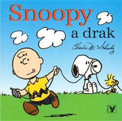 Obálka titulu Snoopy a drak