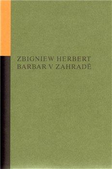 Obálka titulu Barbar v zahradě