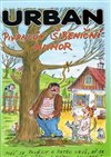 Obálka knihy Urban - Pivrncův šibeniční humor