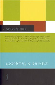 Obálka titulu Poznámky o barvách