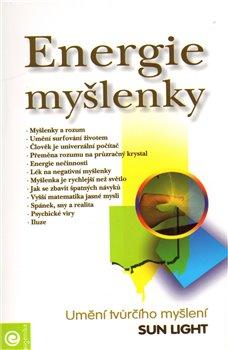 Obálka titulu Energie myšlenky