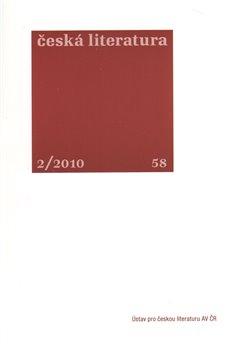 Obálka titulu Česká literatura 2/2010