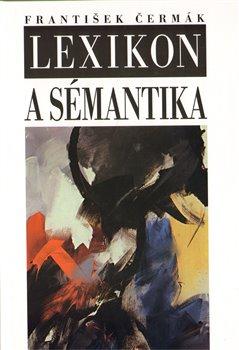 Obálka titulu Lexikon a sémantika