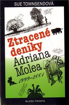 Obálka titulu Ztracené deníky Adriana Molea 1999–2001