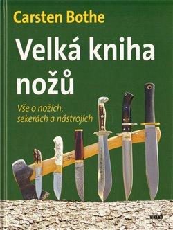 Obálka titulu Velká kniha nožů