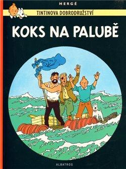 Obálka titulu Tintin - Koks na palubě