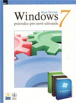 Obálka titulu Windows 7 - průvodce pro nové uživatele