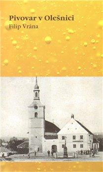Obálka titulu Pivovar v Olešnici