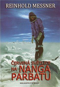 Obálka titulu Červená světlice na Nanga Parbatu