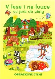 V lese i na louce  - obrázkové čtení