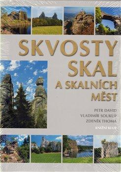 Obálka titulu Skvosty skal a skalních měst
