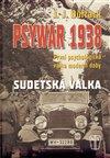 Obálka knihy Psywar 1938 - Sudetská válka