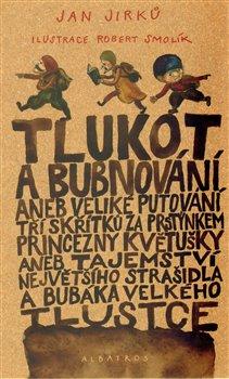 Obálka titulu Tlukot a bubnování