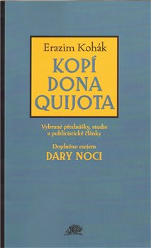 Obálka titulu Kopí Dona Quijota