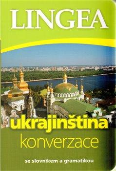 Obálka titulu Ukrajinština - konverzace