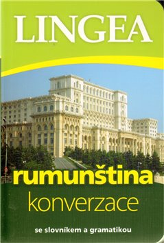 Obálka titulu Rumunština - konverzace