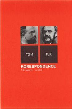 Obálka titulu Korespondence T.G.Masaryk – staročeši