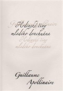 Obálka titulu Hrdinské činy mladého donchuána