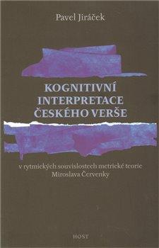 Obálka titulu Kognitivní interpretace českého verše