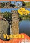 Obálka knihy Vysočina Ottův turistický průvodce