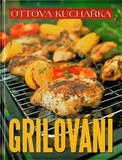 Obálka titulu Ottova kuchařka Grilování