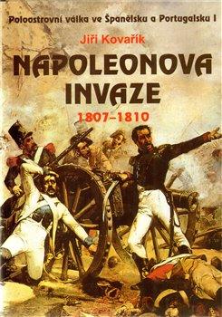 Obálka titulu Napoleonova invaze 1807-1810