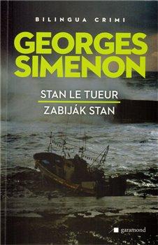 Obálka titulu Zabiják Stan / Stan le Tueur