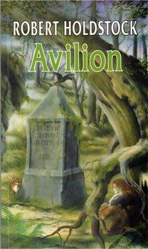 Obálka titulu Avilion