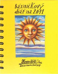Obálka titulu Básničkový diář na rok 2011