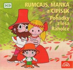 Obálka titulu Rumcajs, Manka a Cipísek
