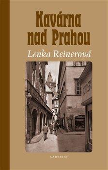 Obálka titulu Kavárna nad Prahou