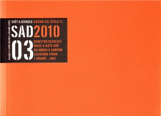 Svět a divadlo 2010/3 - - | Booksquad.ink