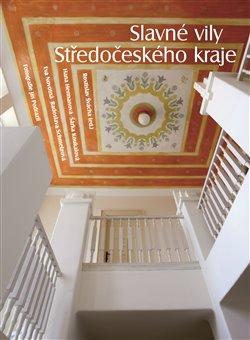 Obálka titulu Slavné vily Středočeského kraje