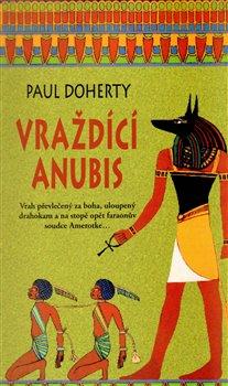 Obálka titulu Vraždící Anubis