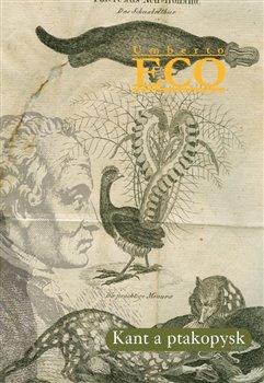 Obálka titulu Kant a ptakopysk
