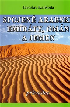 Obálka titulu Spojené arabské emiráty, Omán a Jemen