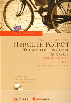 Obálka titulu Hercule Poirot - The Mysterious Affair at Styles