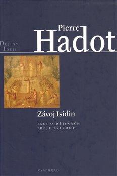 Obálka titulu Závoj Isidin