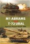 Obálka knihy M1 Abrams vs T–72 Ural
