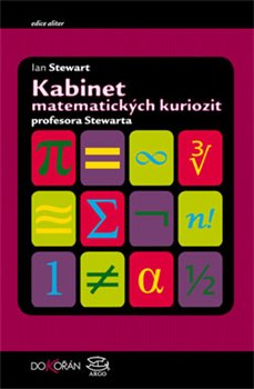 Obálka titulu Kabinet matematických kuriozit profesora Stewarta
