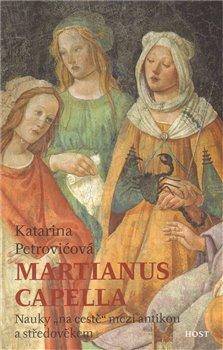 Obálka titulu Martianus Capella