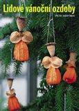 Lidové vánoční ozdoby - obálka