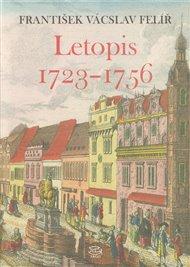 Letopis 1723–1756