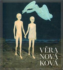 Obálka titulu Věra Nováková – monografie